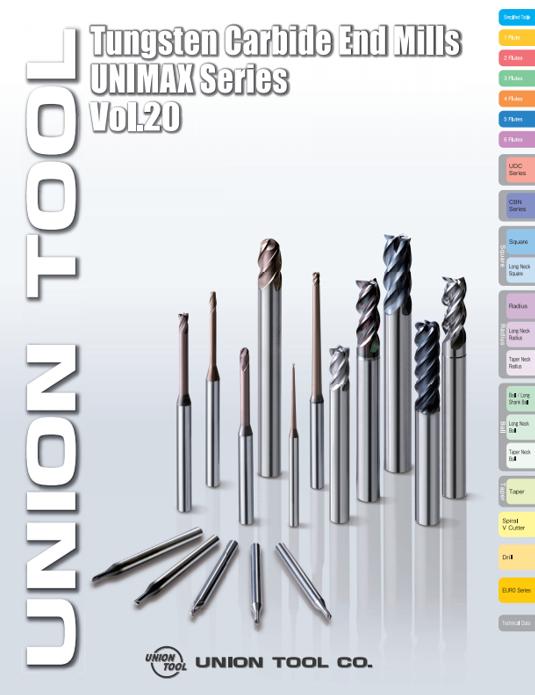 Union Tool catalogus Vol.20